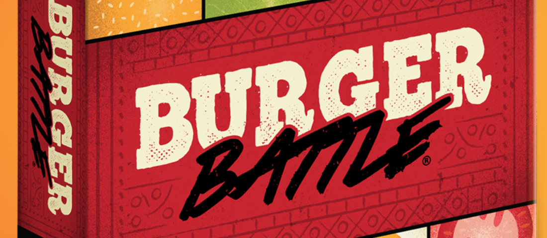 burger battle by andrew heath