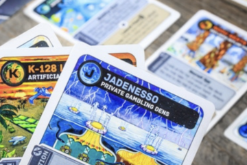 Liberation card game