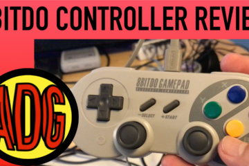 8bitdo controller review